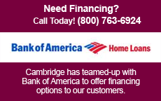 Bank of America Financing