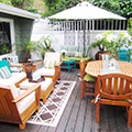 Tips and Tricks to Brighten Your Outdoor Living Space
