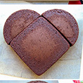 Heart Shaped Treats For Your Sweet Heart