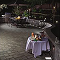 How To Set Up a Romantic Outdoor Dinner for Two