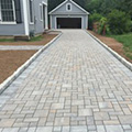 Before & After: Permeable Pavingstone Driveway