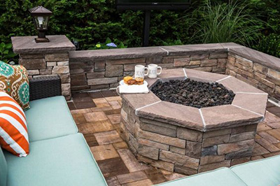 4 Ways To Create a Warm Outdoor Living Space