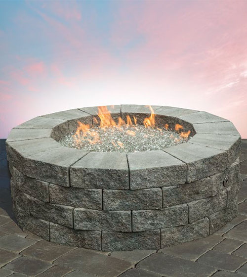 Fire Tables & Fire Pits | Cambridge Pavingstones - Outdoor ...