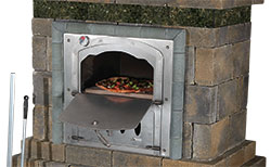Cambridge Fully Assembled Pizza Oven