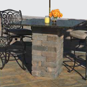 Cambridge Patio Pub U0026 Bistro Tables Kits