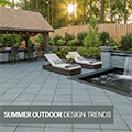 Summer Outdoor Design Trends