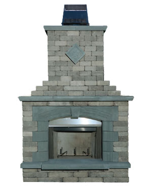 Fireplaces Cambridge Pavingstones Outdoor Living Solutions With Armortec