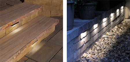 Cambridge Hardscape Light Kit