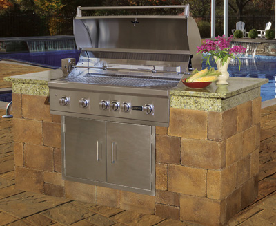 Cambridge Fully Embled Outdoor Grill