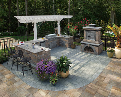 Living Large On Small Patios Outdoor Living Solutions With Armortec