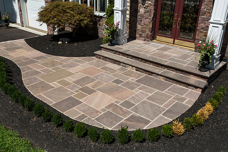Design Gallery Cambridge Pavingstones - Outdoor Living
