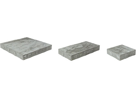 Ledgestone 3 Pc.<br>9 x 9, 9 x 18 & 18 x 18 Design Kit