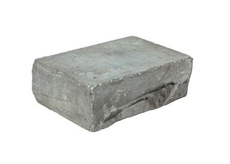 Ledgestone  Corner Wallstone<br>Size: 4 High x 8 Deep x 12 Long